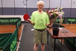 Gerard Koster 70 jaar lid!